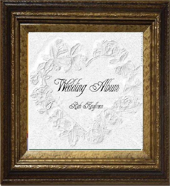 of wedding frames